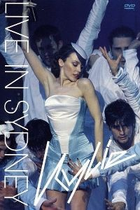 Cover Kylie Minogue - On A Night Like This - Live In Sydney [DVD]